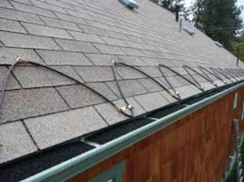Какой кабель выбрать для подогрева крыши
