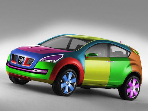 Какой выбрать цвет для автомобиля?