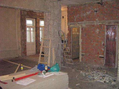 Капитальный ремонт квартир «под ключ»