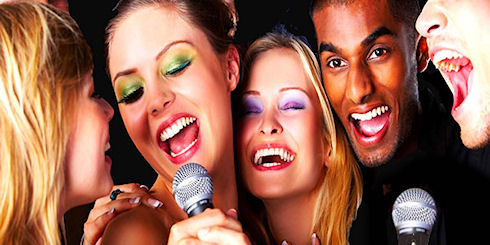 Караоке – народная забава