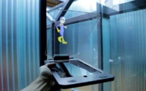 Каждый может сделать из iPad Air 2 голографический проектор (ВИДЕО)