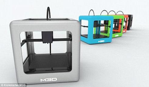 На Kickstarter за 11 минут собрали деньги на самый дешевый 3D-принтер