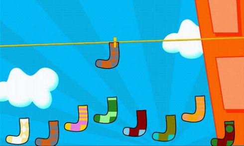 Kids Socks: Детские носочки на Android
