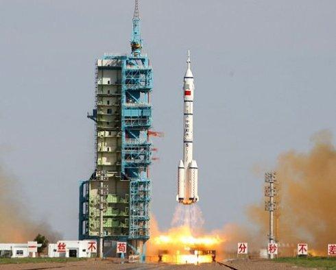 Китай готовится к запуску «космического автобуса»