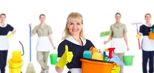 Клининг сервис — услуги по уборке помещений