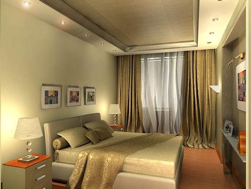 Комфорт вашей спальни