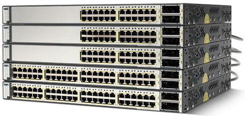 Коммутаторы Cisco — надежность, проверенная временем