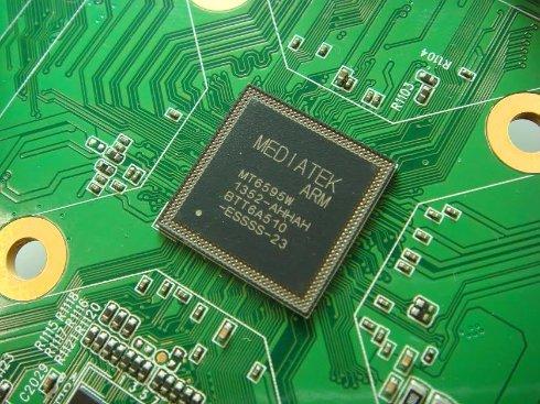 Компания MediaTek скоро представит новый процессор МТ6595 с модулем 4G