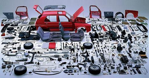 Комплектующие к автомобилям