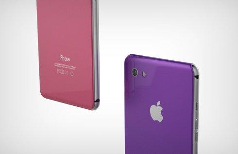 Киргизский дизайнер продемонстрировал концепт iPhone 8