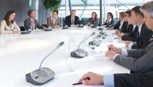 Конференц-система Bosch
