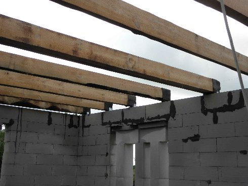Конструктивные особенности потолочных перекрытий
