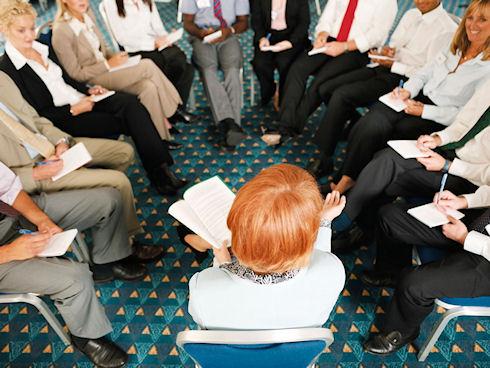 Корпоративные семинары – эффективный бизнес-инструмент