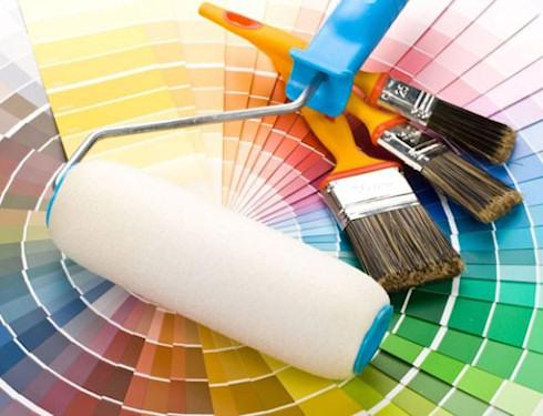 Подбираем краску для потолка