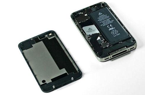 Подлежит ли новая задняя крышка для iphone 4s замене?