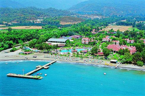 Отдых в Турции: курорт Чешме
