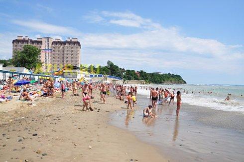Курорты России: Джубга