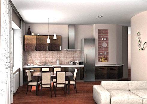Кухня – сердце всего дома
