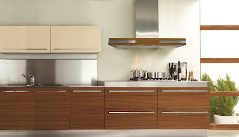 Кухонные вытяжки: какими они могут быть?