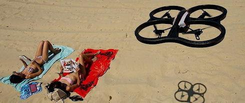 Китайцы придумали лазерную установку для уничтожения дронов