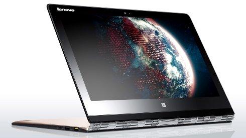Lenovo IdeaPad YOGA 3 Pro: самый легкий трансформер