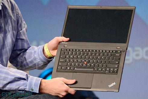 Корпорация Lenovo представила ультрабук T431s