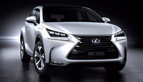 Lexus NX300h: какой он?