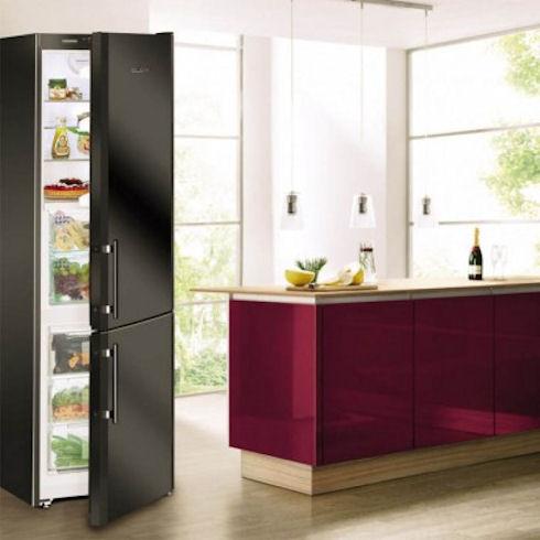 Инновации на кухне: холодильник-морозильник Liebherr CBN 3913 Comfort BioFresh NoFrost