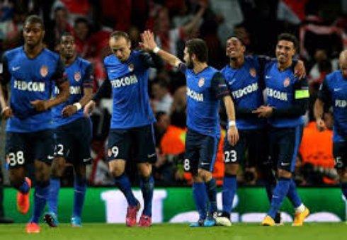Лига Чемпионов. Арсенал — Монако — 1:3