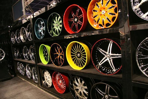 Литые диски – красота и надежность ваших колес!