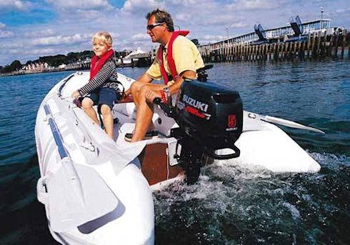 Как лодочные моторы меняют жизнь человека?