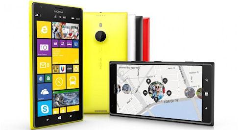 Новые Lumia от Nokia и планшет 2520