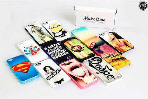 MakeCase – стильные чехлы для мобильных гаджетов