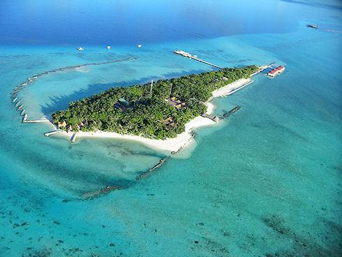 Мальдивы — маленький рай
