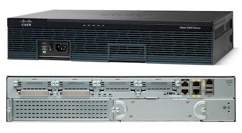 Маршрутизатор Cisco 2921