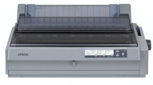 Матричный тип принтера. Положительные стороны в работе