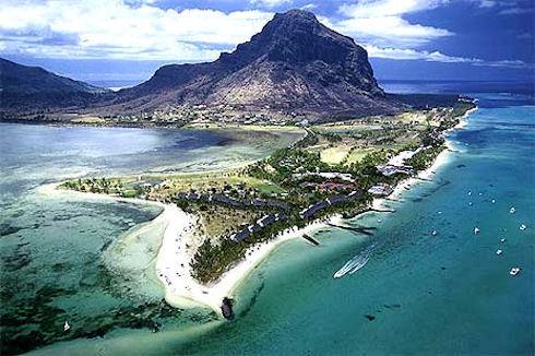 Маврикий — остров радуги