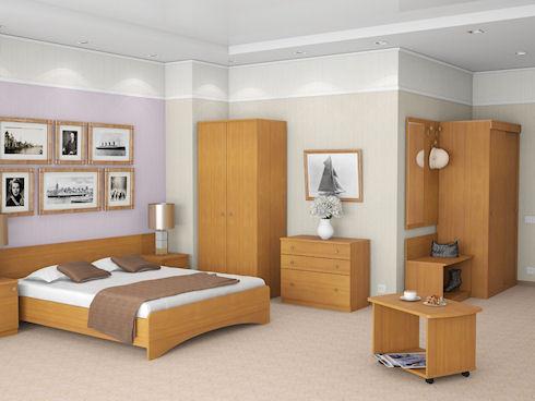 Мебель для гостиниц - о выборе