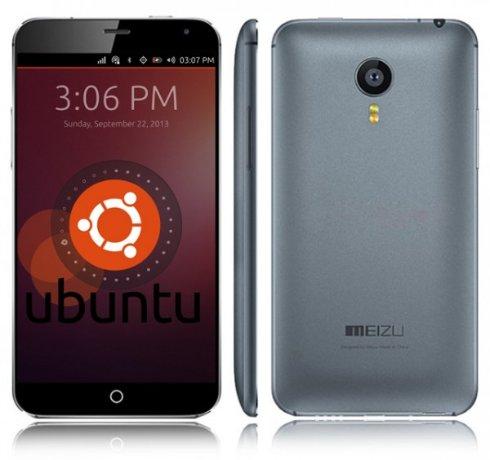 Релиз Meizu MX4 на базе ОС Ubuntu уже близок