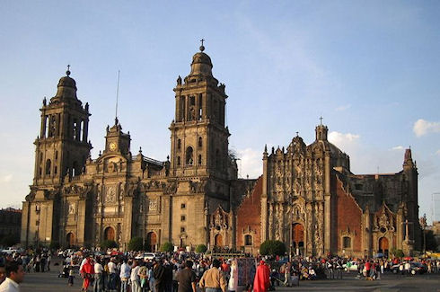 Мексика: Национальный кафедральный собор