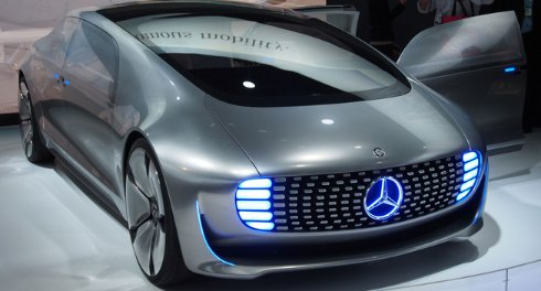 Mercedes радует поклонников разработкой новинок