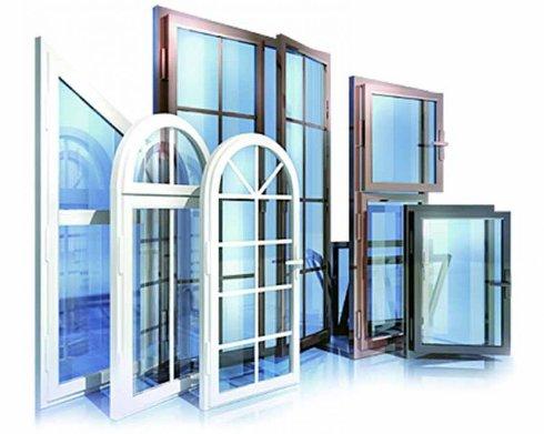 Металлические окна и двери