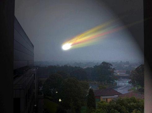 В ближайшие дни метеориты упадут еще в Самаре и в Перми