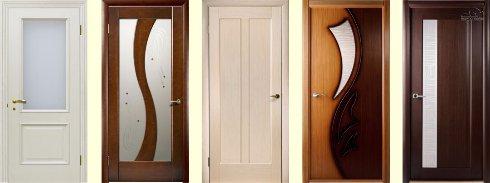 Межкомнатные двери: отличительные особенности