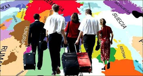Миграция жителей Украины