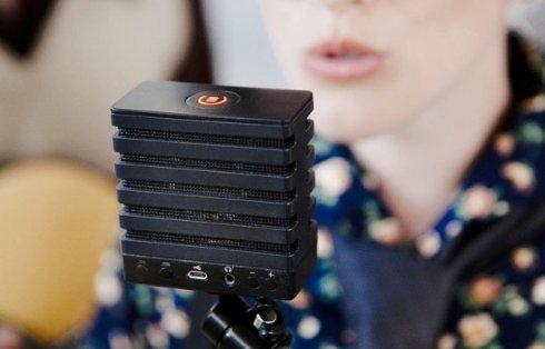 Mikme Audio представила уникальный беспроводной микрофон