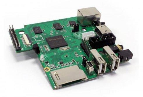 MIPS Creator CI20 составит конкуренцию Raspberry Pi