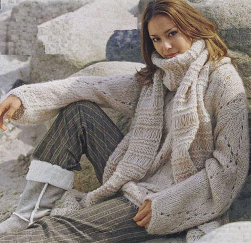 Модели свитеров. ТОП-4