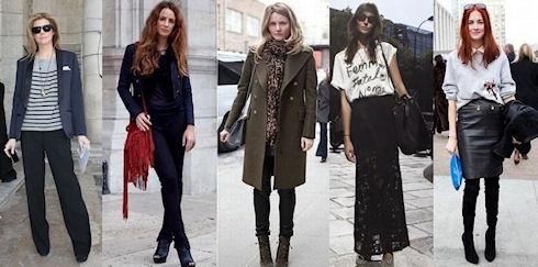 Модная одежда для улицы