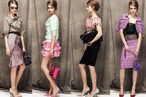Модные сумки лета 2014